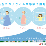 深澤みなみ ~富士商工会議所 新型コロナ対策ポスター~