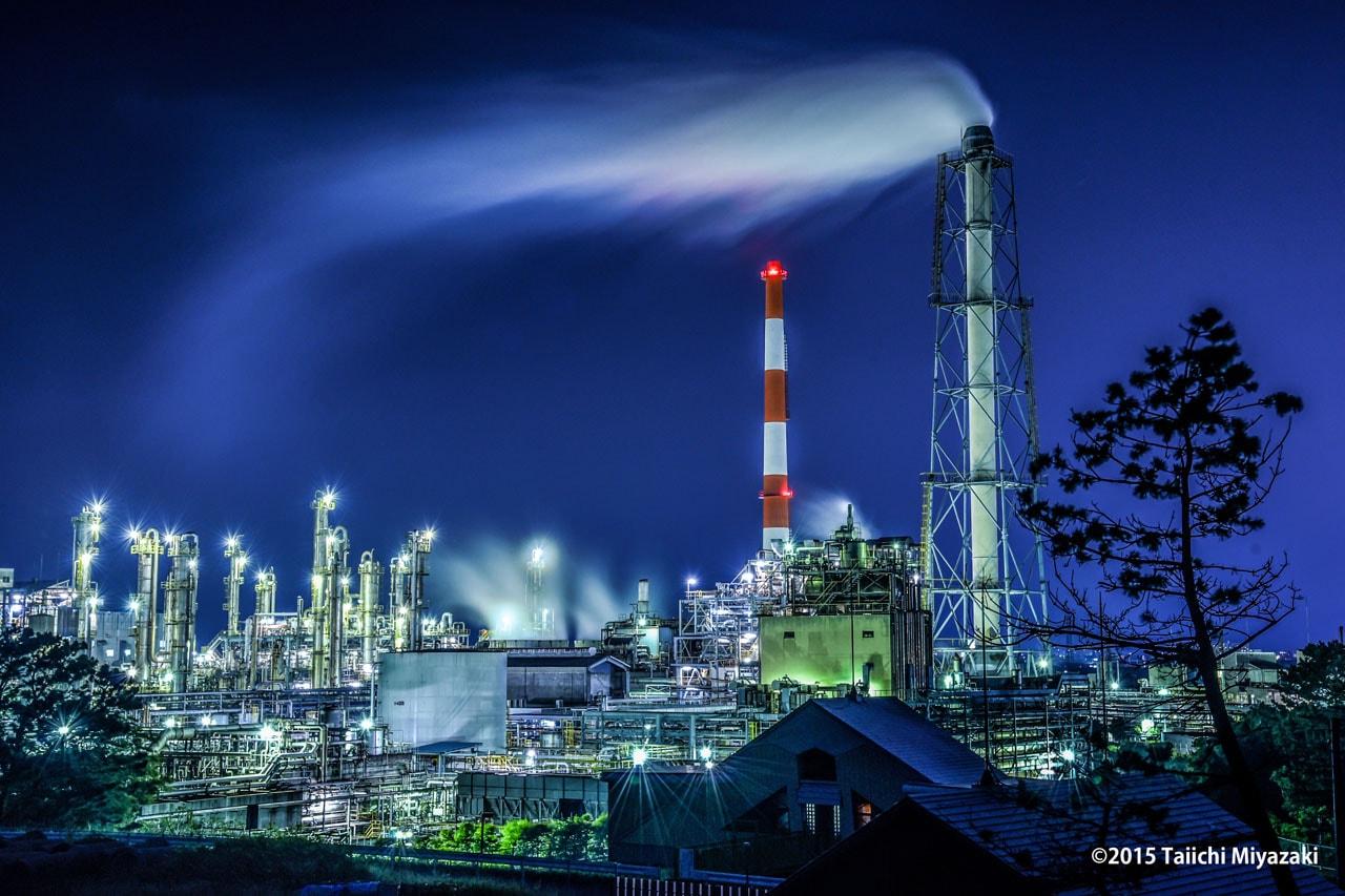 工場夜景公式サイト|富士市|富士商工会議所